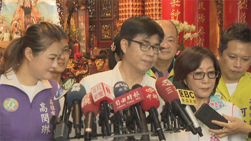 快新聞/李眉蓁批「台灣不能是一言堂」 陳其邁用「大港開唱」反嗆「為何要打壓年輕人?」