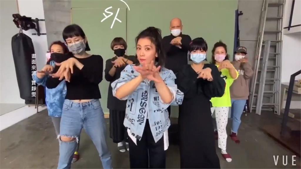 跳起來!各國藝人大跳防疫洗手舞  傳播歡樂擋武肺病毒