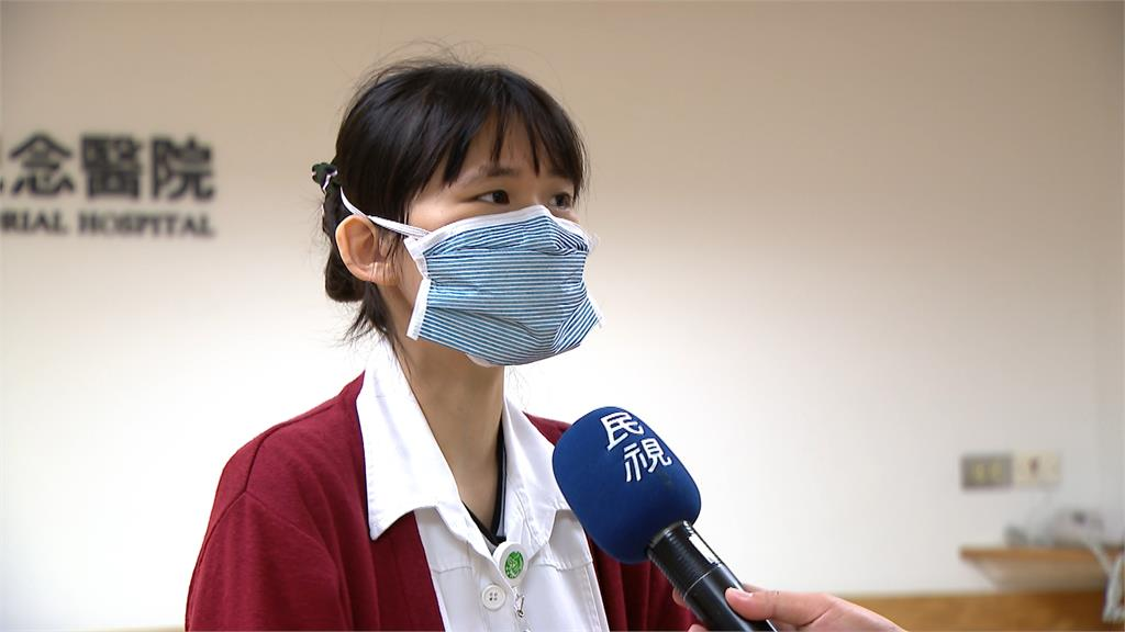 「鴨嘴型」N95口罩舒適度較高 將配發醫護
