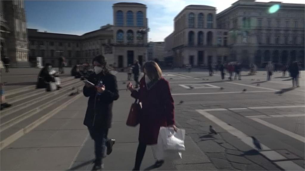 武漢肺炎/義大利南部也淪陷 累計確診破400、死亡12人