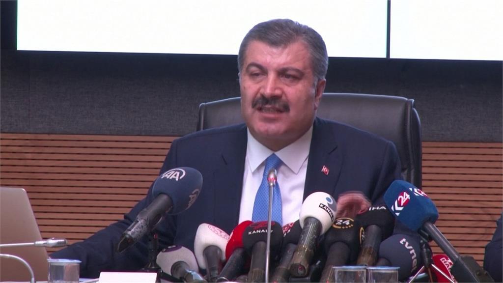 官員剛警告「可能爆發疫情」...土耳其隨即確診武漢肺炎首例