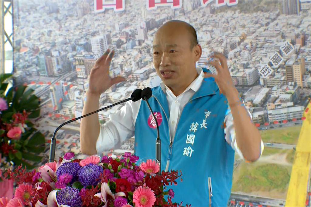 快新聞/韓國瑜聲請停止「罷韓」 最高行政法院駁回確定