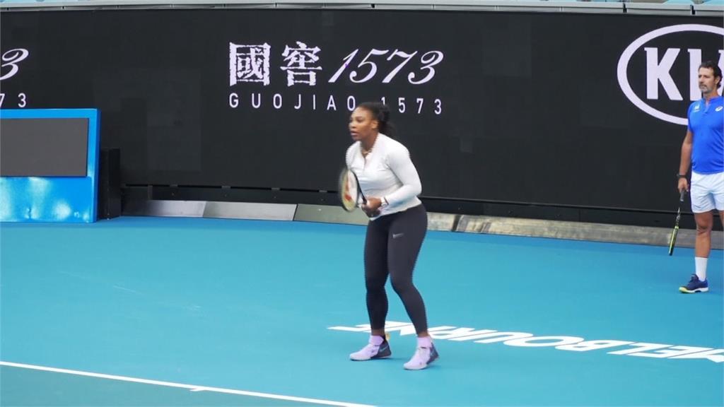 網球/小威開心拚美網 教練唱反調「比賽照辦太瘋狂」