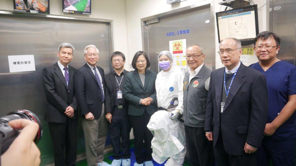 快新聞/武漢肺炎準新藥「瑞德西韋」進度超前 國衛院5天內完成「公克級」合成