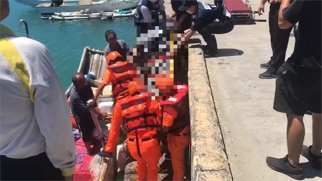 小琉球傳潛水客溺水!台韓遊客1死1失蹤