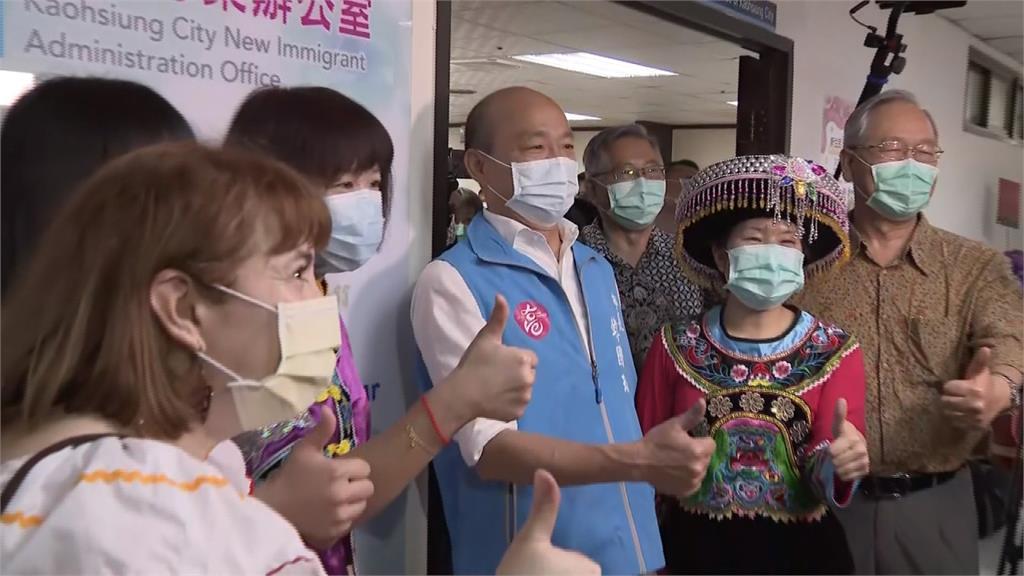 藍營出招全力救韓國瑜 罷韓團體痛批:反罷免產業鏈分工