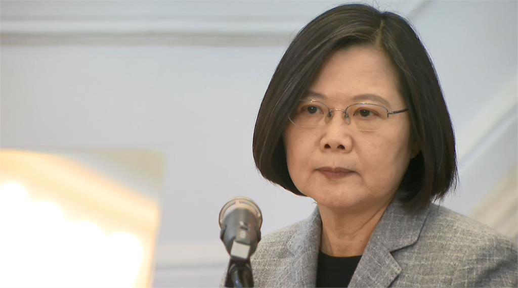 快新聞/陳玉珍「台灣非國家」 蔡英文:中華民國台灣是共識