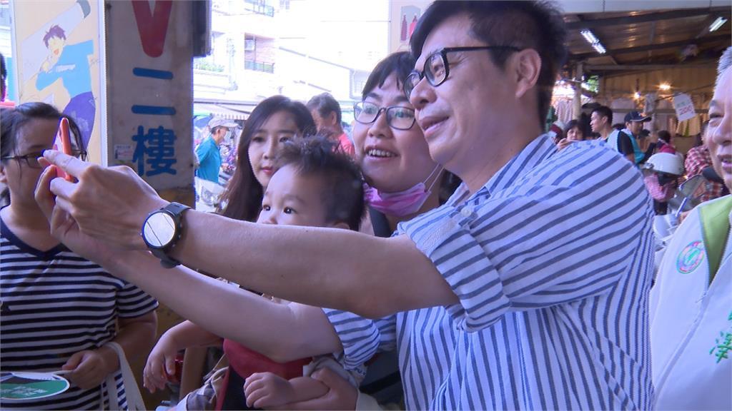 遭李眉蓁酸「叔叔裝年輕」 陳其邁:她是逆年輕人的韓風