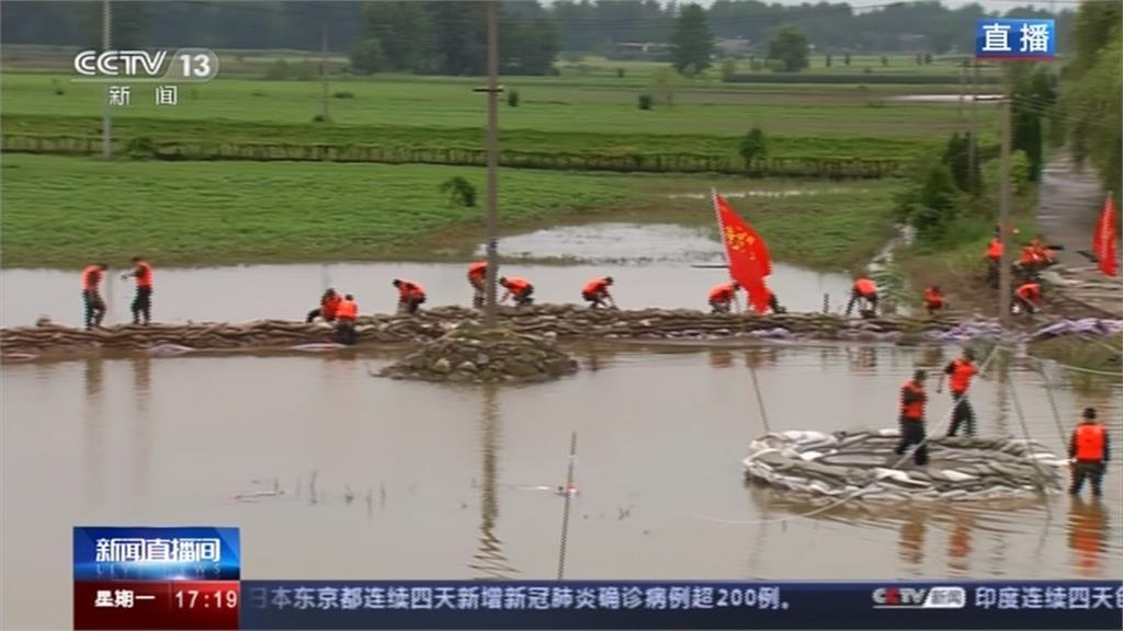 三峽大壩危急?外媒爆當局下撤離令 全面封鎖水災消息