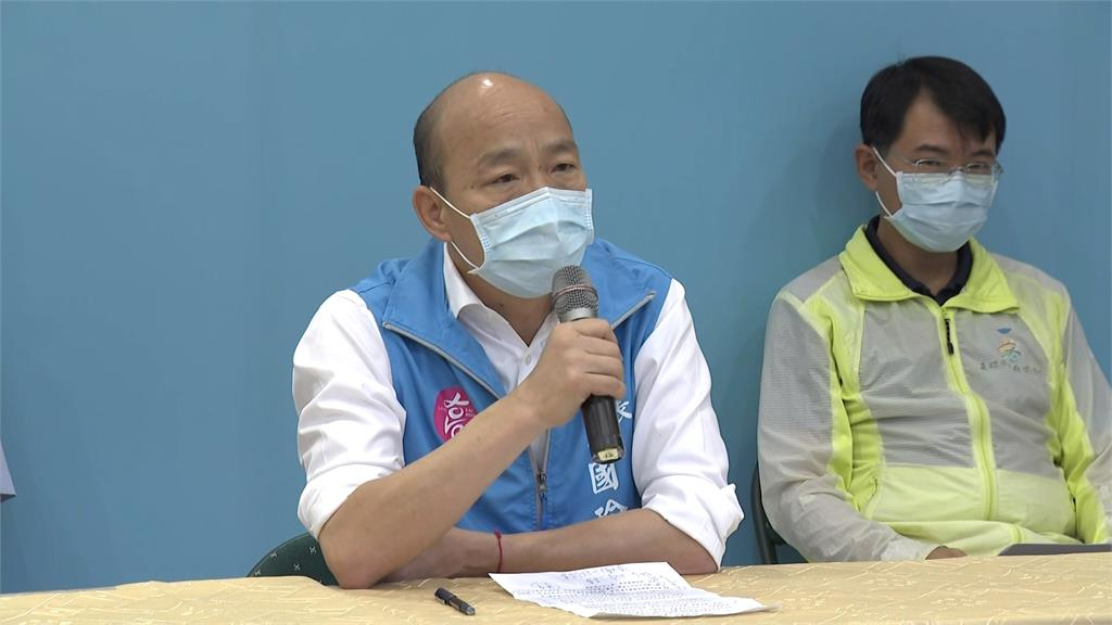 韓國瑜再拋「重啟春安」 議員轟:是中央權責