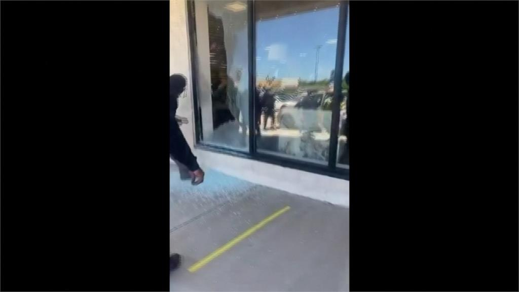 「佛洛伊德之死」引爆示威 全美多處暴動搶劫