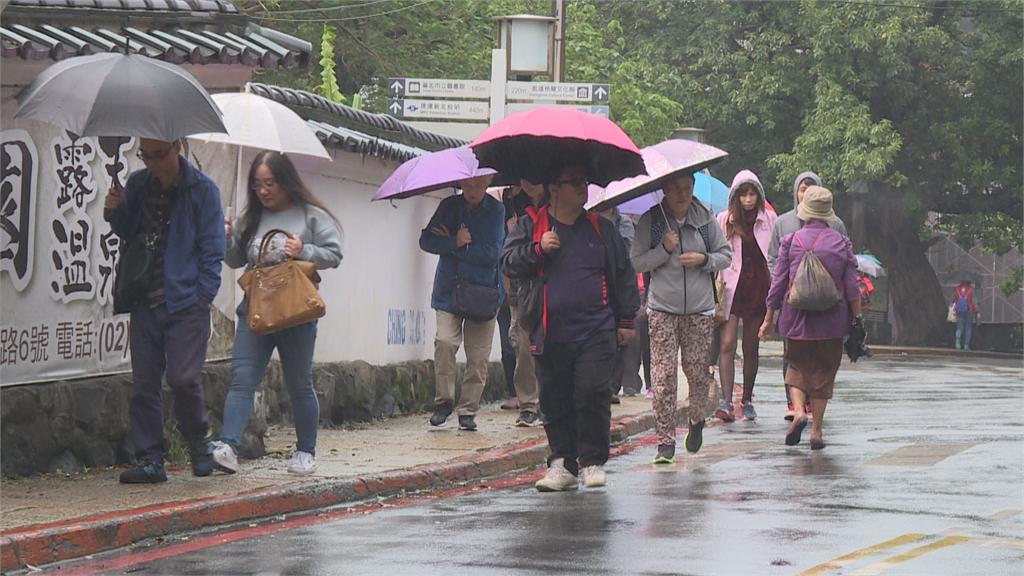 快新聞/雨襲南台! 氣象局對南投以南山區、高屏等6縣市發布大雨特報