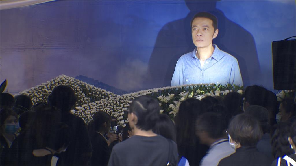 吳朋奉告別式多人哀悼 吳念真:沒人能演到像他那樣