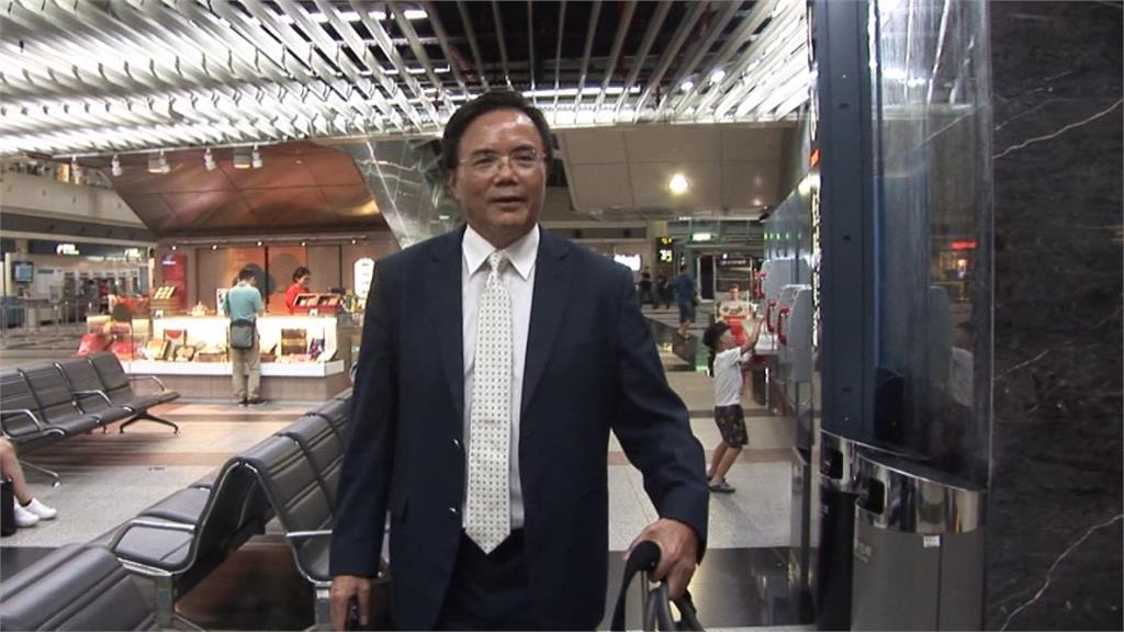 蔡碧仲接花蓮代理縣長 妻驚呼:這是假新聞嗎?
