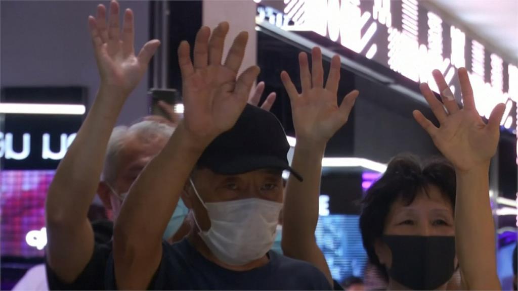 反送中號角再響 「五大訴求」重回香港街頭