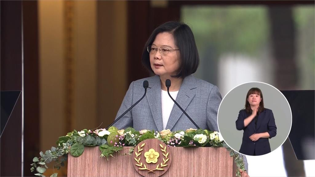 總統就職宣示成立修憲委員會 「下修18歲公民權」獲朝野肯定