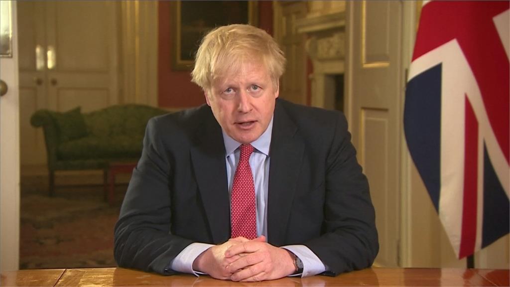 英國宣布「全境封鎖三周」!首相強森:前方的路很難走