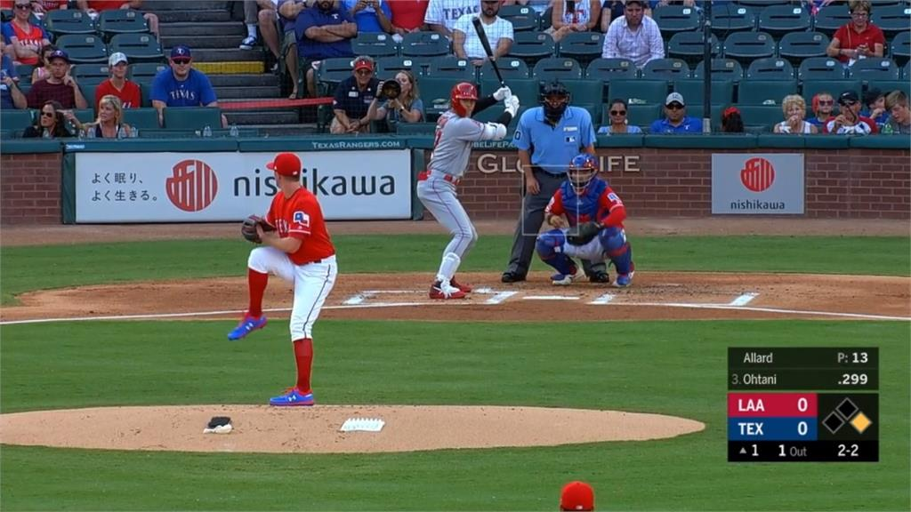 MLB/投手史凱格斯德州猝死 天使重返傷心地遭逆轉
