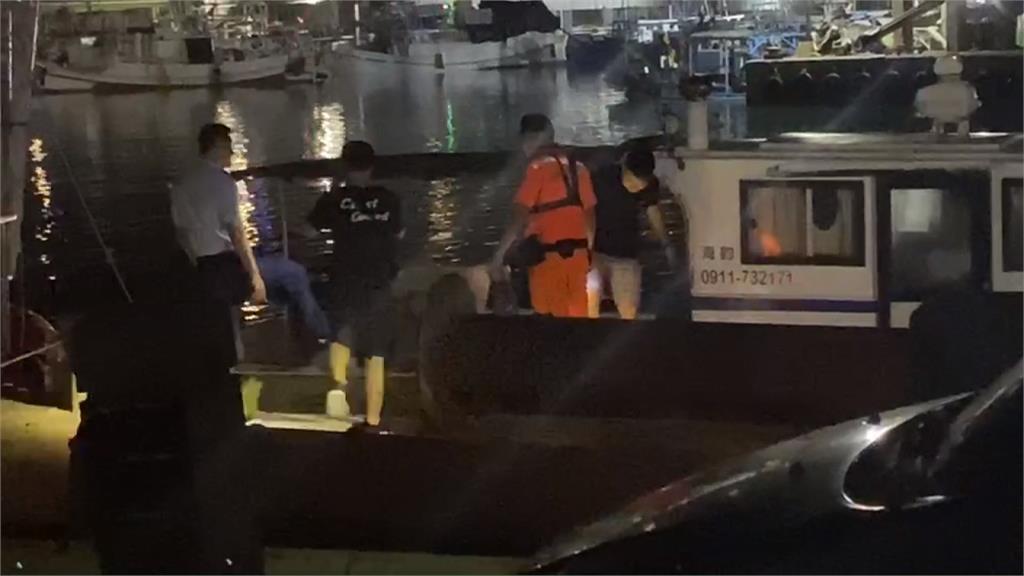 台東海巡獨自關艙 疑失足落海搶救不治