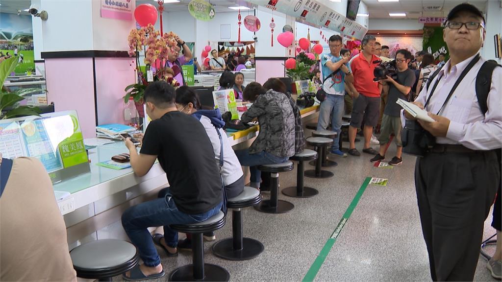 台灣去年5萬4千對夫妻離婚 結婚未滿5年創10年新高