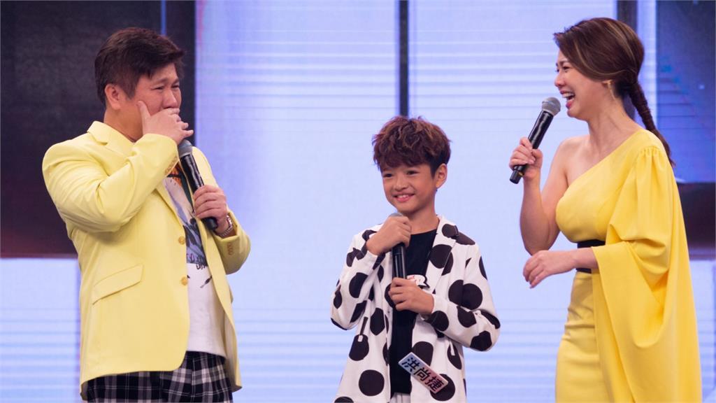 《台灣那麼旺》小歌手成功衛冕將畢業!胡瓜感動落淚自嘲變「西瓜」