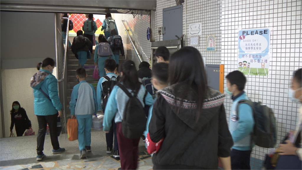 開學首日狀況多!各地皆有學童到校後發燒