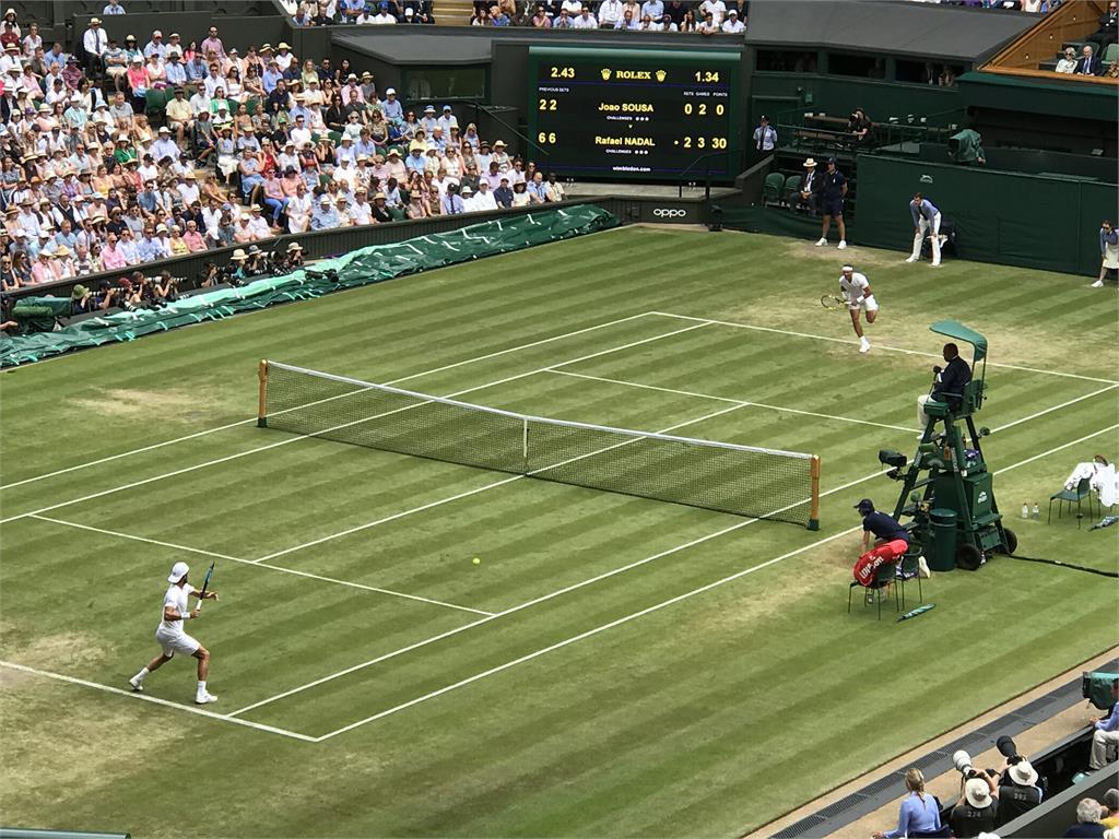 網球/武漢肺炎疫情影響 2020溫布頓網球公開賽宣布取消