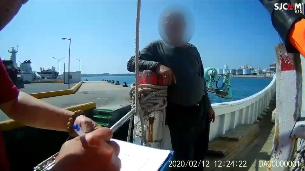 這款走私客!漁船滿艙7.1萬片N95口罩 遭海巡沒入