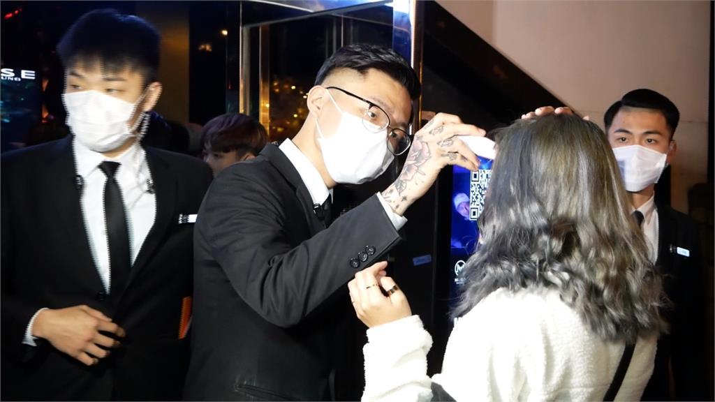 因應肺炎出奇招!台中夜店推戴口罩免入場費