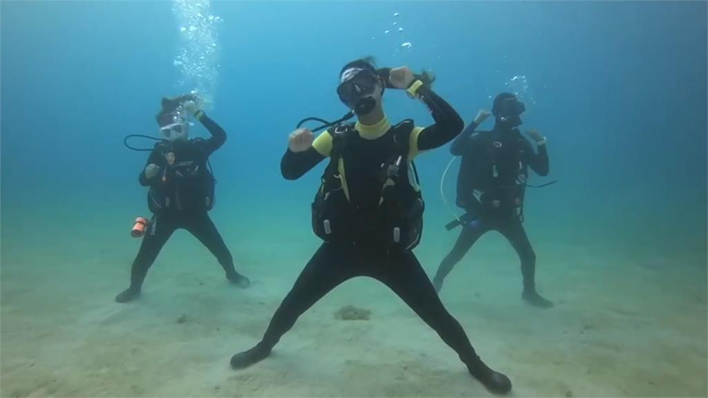 屏東全中運主題曲「驕仔舞」超洗腦!海底版被推爆