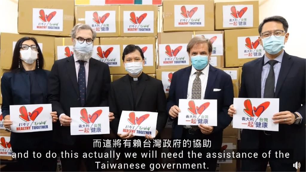Taiwan is Helping!「口罩外交」及時送暖 台灣國際聲量飆高