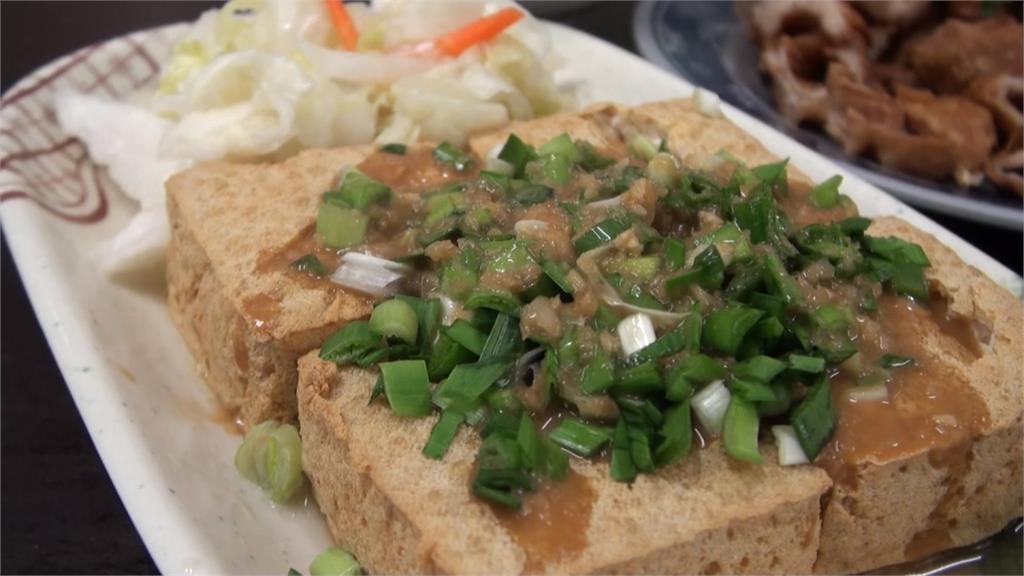 新組合!酥嫩臭豆腐改配韭菜 花蓮在地美食熱騰騰上桌