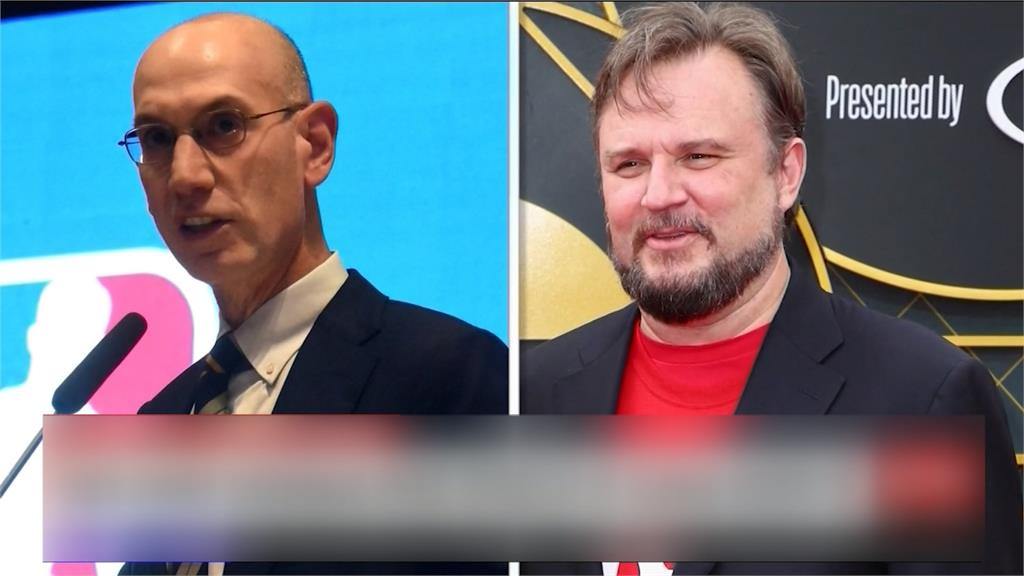 全球/火箭隊總管推文撐香港 北京玻璃心碎滿地