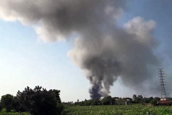 桃園觀音區工廠發生火警! 起火原因調查中