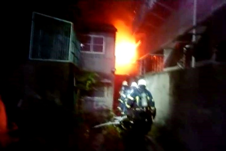 北市紹安街凌晨驚傳火警 鄰:不是第一次