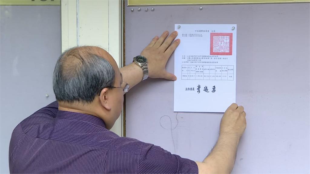 快新聞/中選會公告通過罷免韓國瑜 8月15日市長補選