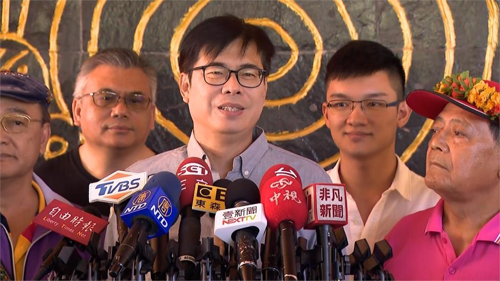 民進黨全代會宣示奪回高雄!蔡總統將南下輔選陳其邁