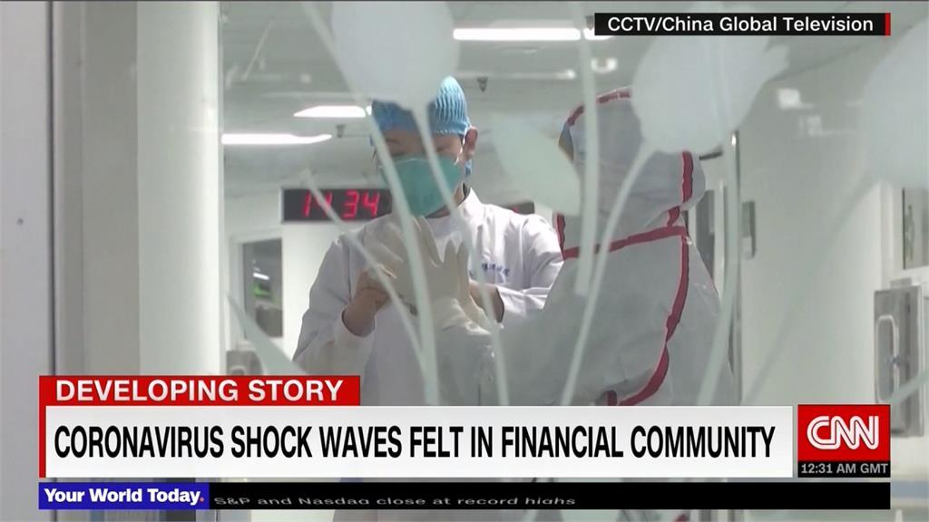 武漢肺炎/中國疫情蔓延...第一線醫護感染高風險又過勞