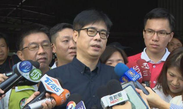 快新聞/高雄面臨轉型 陳其邁:會做一個全方位的市長
