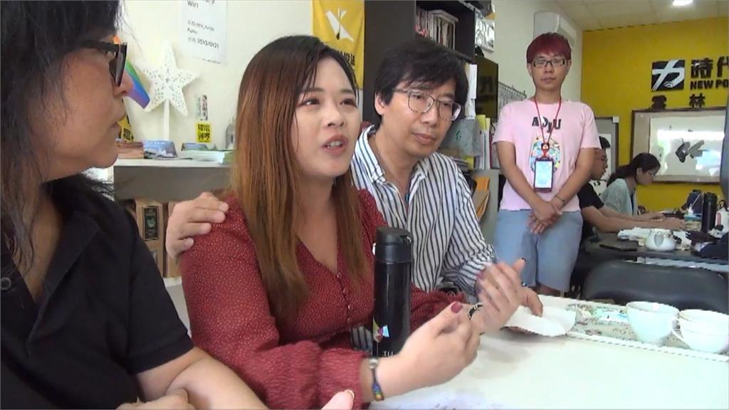 廖郁賢遭控是恐怖情人 丈夫護妻:她是甜心公主