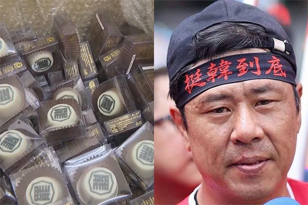 快新聞/杏仁哥告罷韓團體「送夾心小蛋糕」違反選罷法 疾呼不排除走上街頭