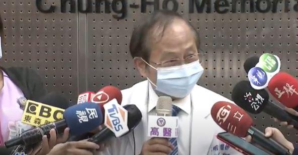 快新聞/代表藍營選高雄市長?高醫院長侯明鋒:以病人為重