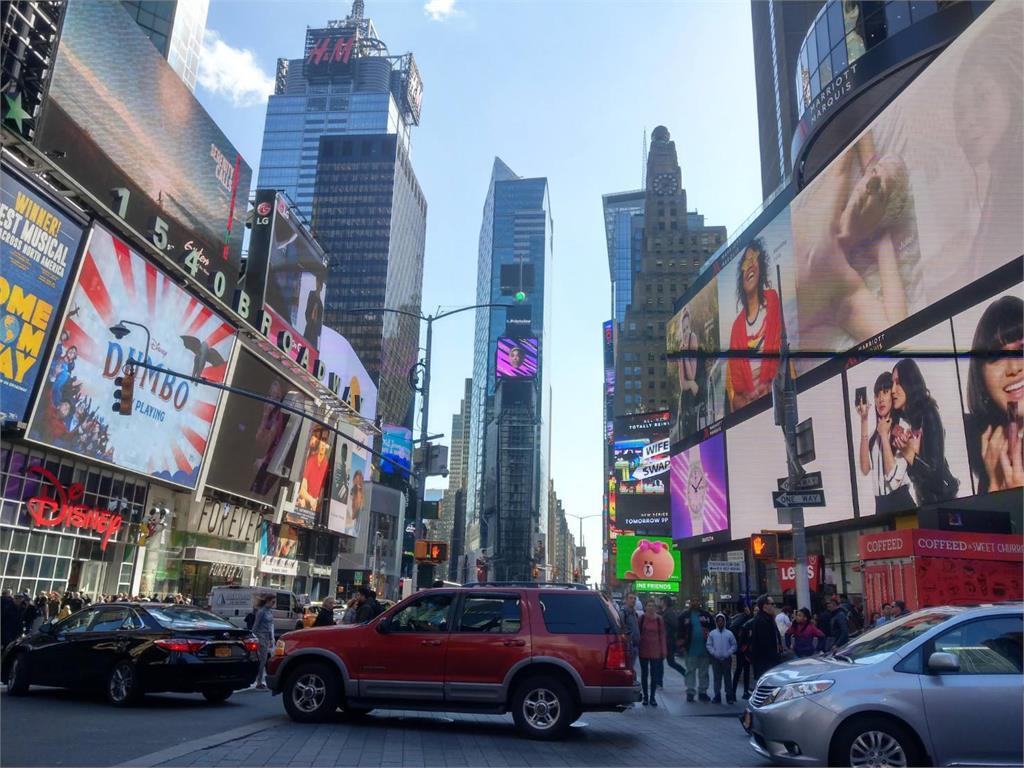 快新聞/「我們得知了第一起新冠肺炎陽性者」 紐約州長推特證實紐約現首起確診案