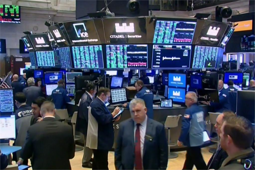 快新聞/振興措施讓美經濟反彈 美股三大指數均收高