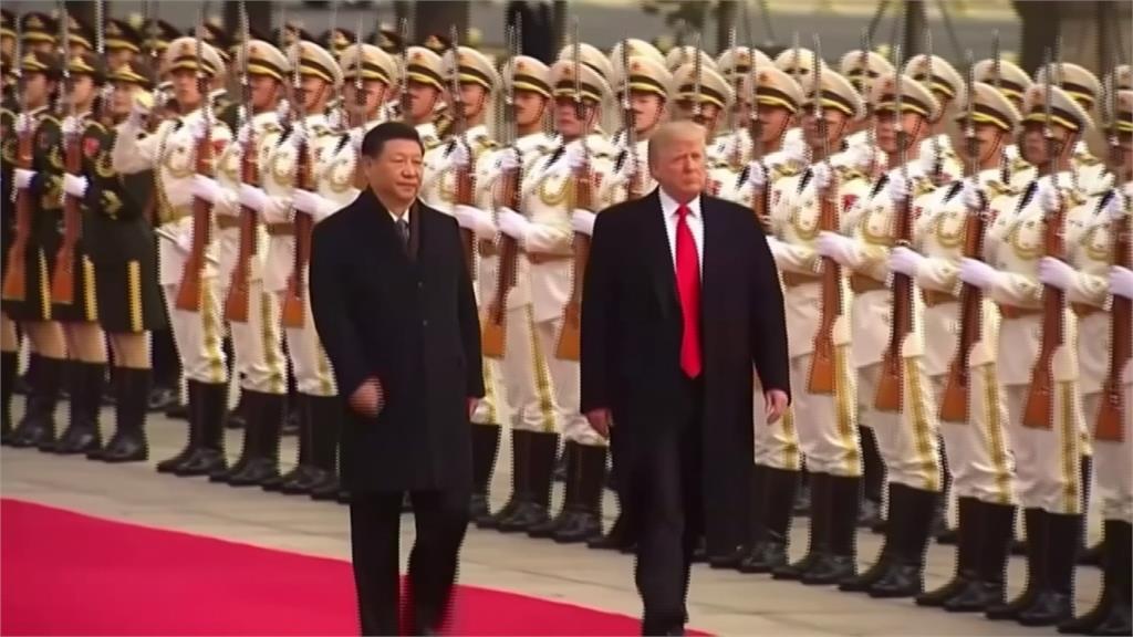 川普推特再嗆聲!保留與中國「全面脫鉤」選項