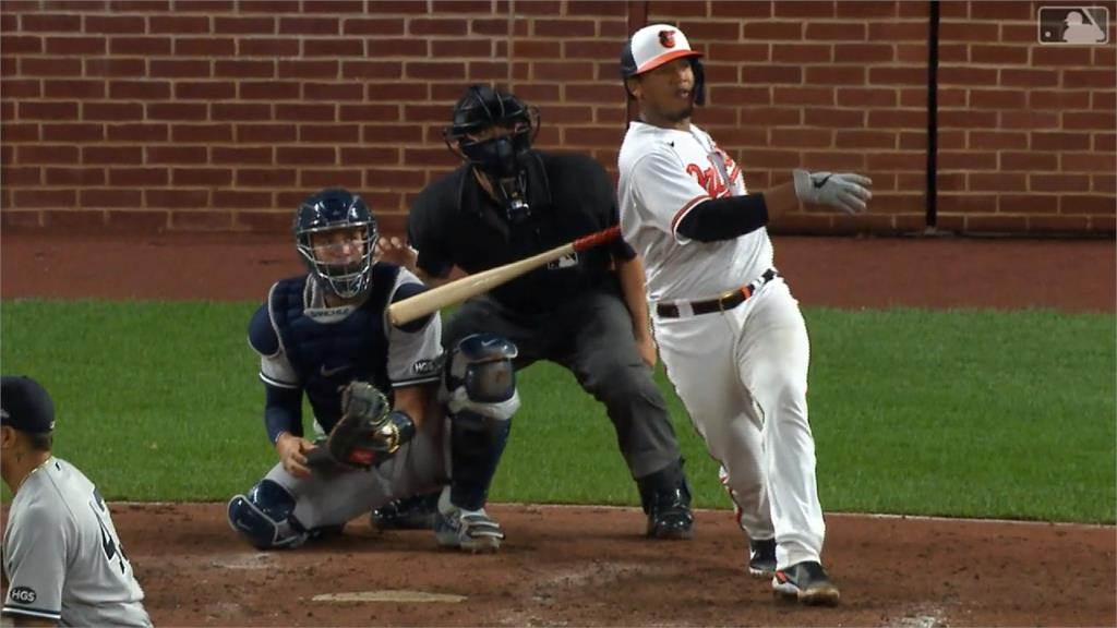MLB/金鶯3轟破不了魔咒!洋基奪對戰18連勝