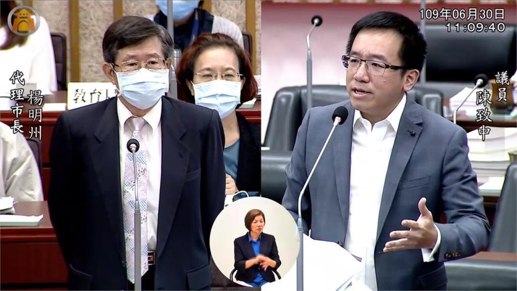 高銀、高捷董事會還有韓系人馬 陳致中要求楊明州清除