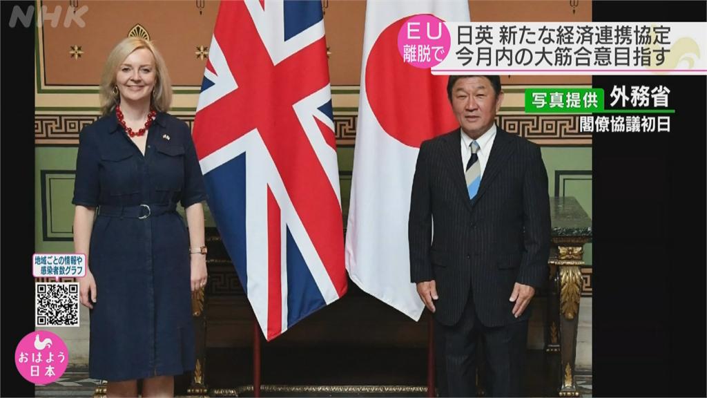 日英協商貿易協定 預計八月底前達成大致協議