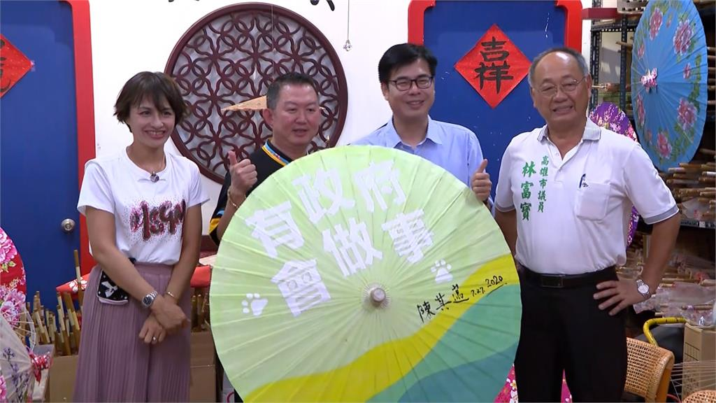 蘇貞昌4千億支票被酸「蠻羨慕的」陳其邁:國民黨政府重北輕南