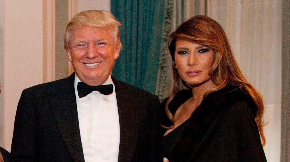 夫婦不同調!川普不願配合戴口罩 第一夫人這樣說